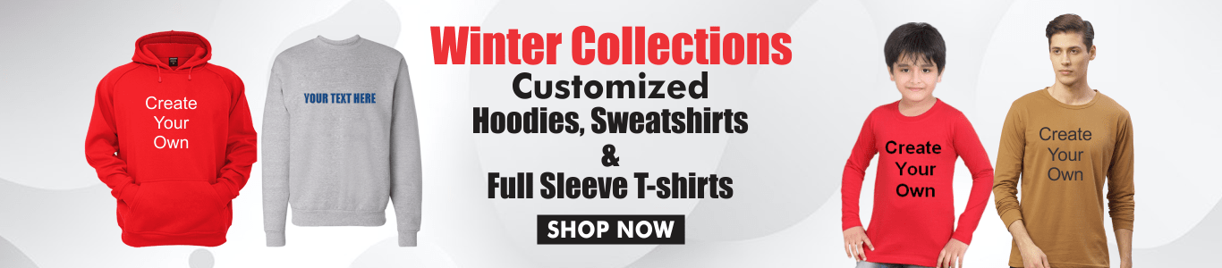 Enjoy Chilling Winter Out There While Wrapping the Body Beneath a Printed Hoody…
